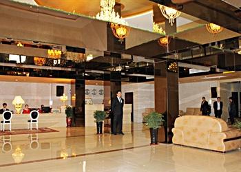 北京首都机场国际酒店酒店大堂