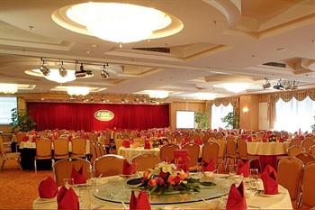 北京锦江富园大酒店餐厅