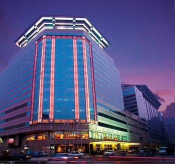 北京贝尔特酒店外观