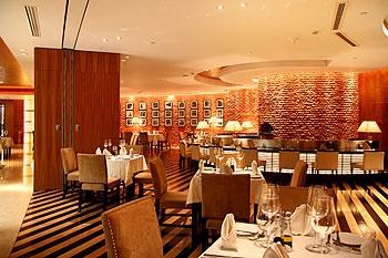 宁波东港波特曼大酒店意式餐厅