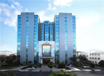 常州奥体明都国际饭店外观图片