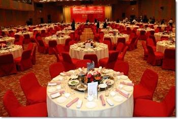 北京五洲大酒店宴会厅