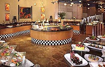 重庆解放碑凯悦酒店咖啡厅