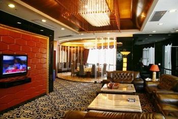 广州华威达商务酒店中餐包房