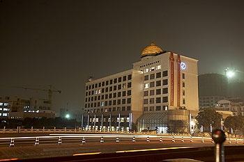 温州云天楼米兰国际大酒店酒店外观图片