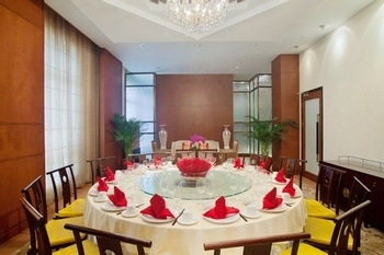 北京中成天坛假日酒店中餐厅