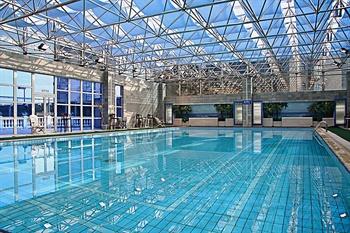 上海通茂大酒店游泳池