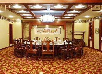 石家庄京州国际酒店餐饮包厢