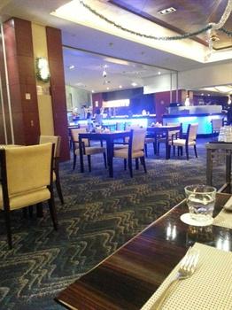 广州白云国际会议中心餐厅