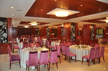 杭州华美达酒店餐厅