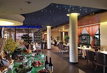 上海园林格兰云天大酒店格兰风尚餐厅