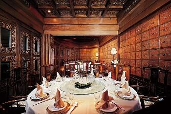 北京昆仑饭店锦园餐厅-雅间