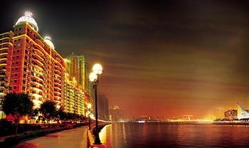 广州新珠江大酒店外观图片