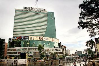 昆明新纪元大酒店外观