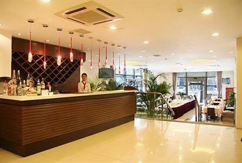北京香江戴斯酒店香江咖啡厅