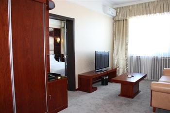 北京首都机场国际酒店豪华套间