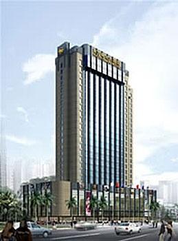 深圳南方联合大酒店酒店外观图片