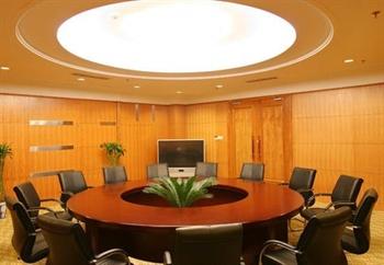青岛海大学术交流中心香港厅