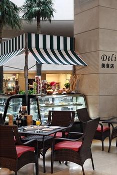 北京丽亭华苑酒店美食店