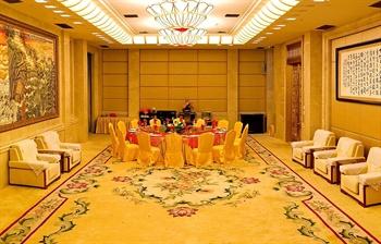 武汉中南花园饭店长江厅