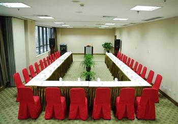 北京太陽花酒店會議室