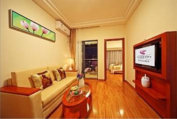 武汉未来城大酒店精品单间套房