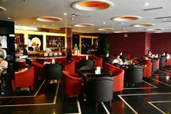 广州华威达商务酒店西餐厅