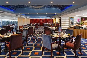 上海中祥大酒店西餐厅