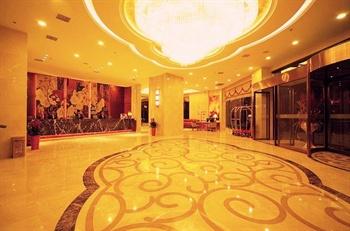 武汉未来城大酒店酒店大堂
