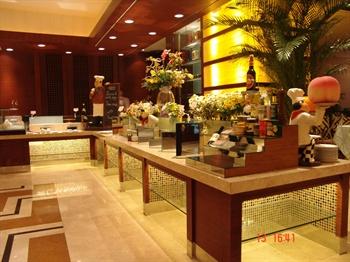 广州花都新世纪酒店2F西餐厅