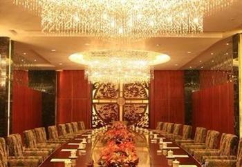 北京西国贸大酒店会议室