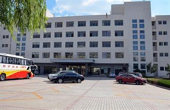 青岛大学国际学术交流中心酒店酒店外观图片