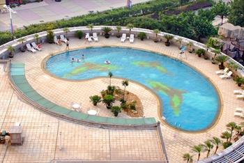 佛山华夏明珠大酒店阳光游泳池