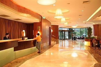 北京丽亭酒店大堂
