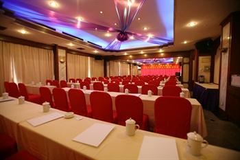 广州番禺香江大酒店会议室
