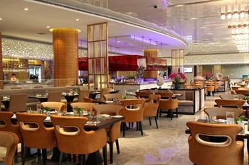 上海浦东机场华美达大酒店西餐厅