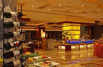 广州花都新世纪酒店西餐厅
