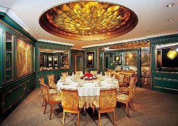 北京昆仑饭店锦园餐厅-套间