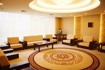 北京首农香山会议中心贵宾室