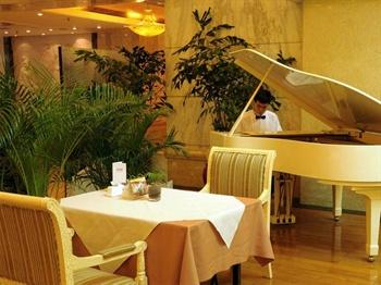 北京德宝饭店咖啡厅