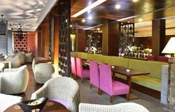 杭州艺联君亭酒店咖啡厅