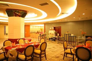陕西高速神州酒店餐厅