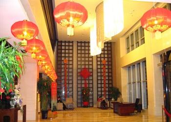 北京融金中财大酒店酒店大堂