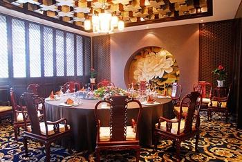 北京东方花园饭店月季厅