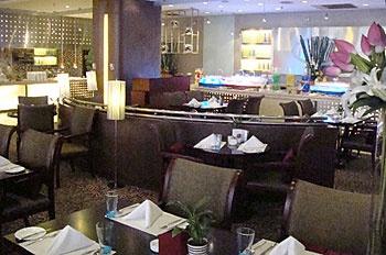 北京五洲大酒店咖啡厅