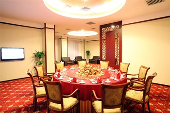 北京万方苑国际酒店中餐厅包间