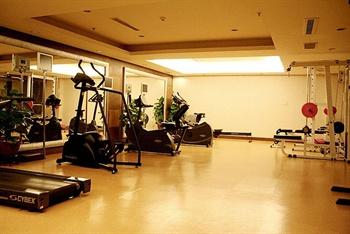 杭州索菲特西湖大酒店健身房