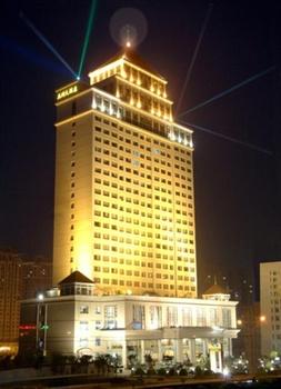重庆阳光五洲大酒店外观