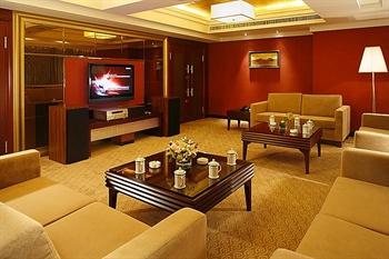 上海中祥大酒店贵宾休息厅