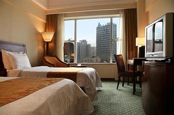 宁波东港波特曼大酒店标准双床房